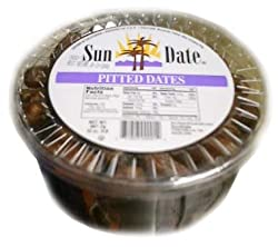 Pitted Dates (Sun Date or Golden) 30 oz