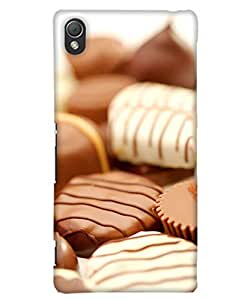 Print Haat Back Case for Sony Xperia Z3 (Multi-Color)