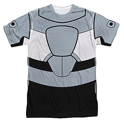 Sublimation: Cyborg Uniform Teen Titans Go T-Shirt