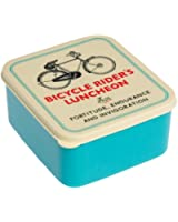 Lunch Box dotcomgiftshop Bicycle Rider's Luncheon