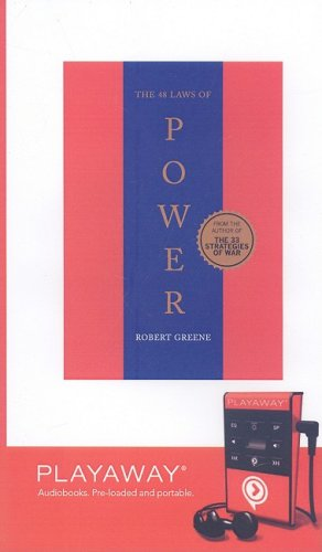 The 48 Laws of Power [With Headphones]