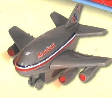 Buy American Airlines Radio Control Airplane