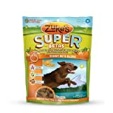 Zukes Super Betas Dog Treats -- 6 oz