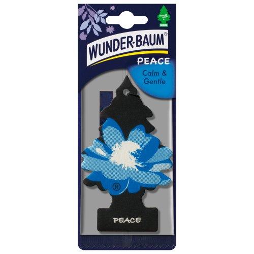 Wunderbaum 171325 3 Pack Peace Air Freshener