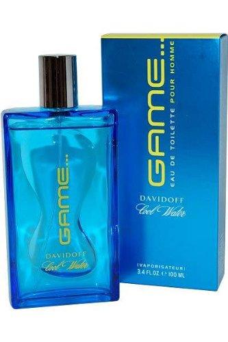 Davidoff Cool Water GAME homme/men, Eau de Toilette