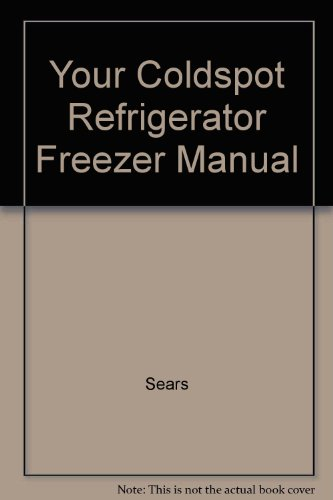 Refrigerator In Sears front-634421