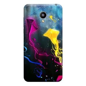 CaseLite Premium Printed Mobile Back Case Cover With Full protection For Meizu M2 (Designer Case)