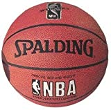 Spalding 64-412 NBA Indoor/Outdoor Synthetic Leather Basketball
