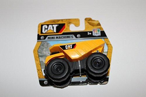 Caterpillar CAT Construction Mini Machines - Dump Truck (Toystate Mini Machines compare prices)