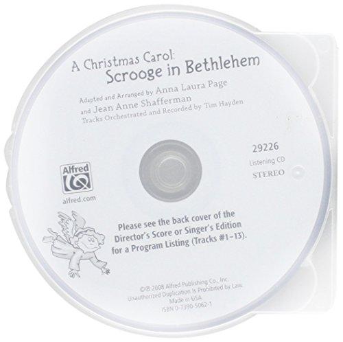 A Christmas Carol: Scrooge in Bethlehem - CD