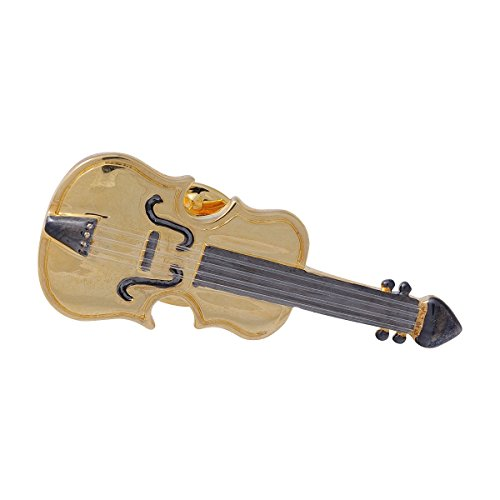 Anstecker-Cello-vergoldet