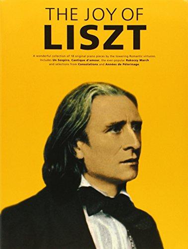 Joy of Liszt