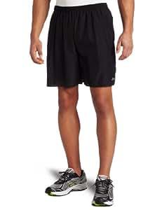 Asics Men's Core Pocketed Short, Black, Small