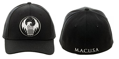 Fantastic Beasts MACUSA Flex Fit Hat