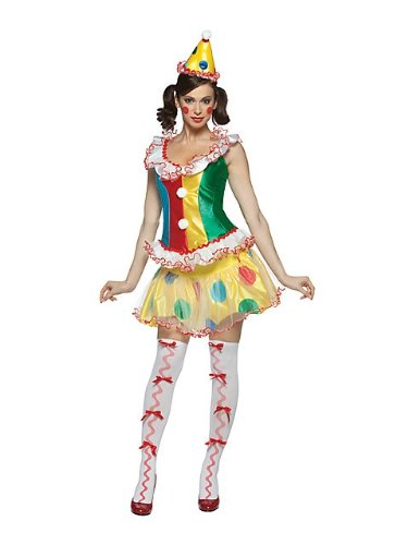 Ruffles The Party Clown Costume