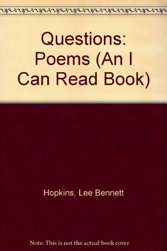 Questions: Poems (An I Can Read Book) PDF