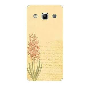 Vibhar printed case back cover for Samsung On5 PostFloCard