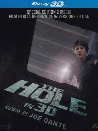 The Hole (2009) (2D+3D) (2 Blu-Ray) [Italian Edition]