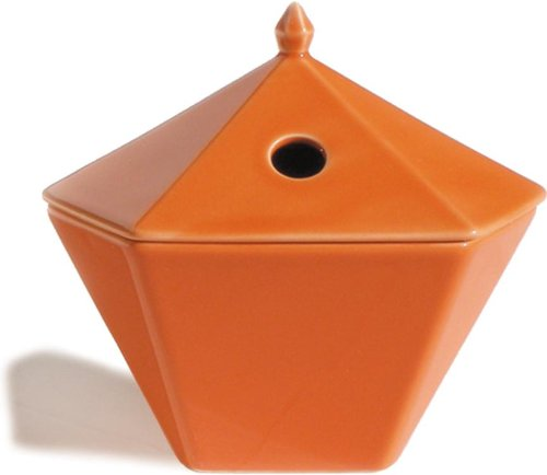 Incensario Yukari Naranja
