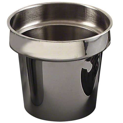 Browne (VI01012) 11 qt Stainless Steel Vegetable Inset