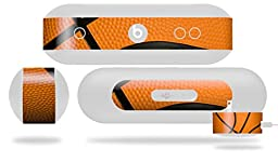 Basketball Decal Style Skin - fits Beats Pill Plus (BEATS PILL NOT INCLUDED)
