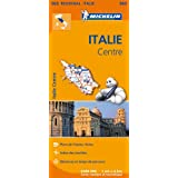 Carte Italie Centre Michelin