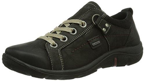 Legero MILANO 3-00587-96, Sneaker Donna, Nero (Schwarz (SCHWARZ 00)), 39 ( 6 uk)