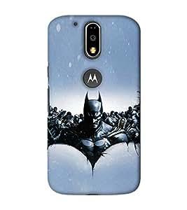 Design Cafe Back Cover For Motorola Moto G4 Plus
