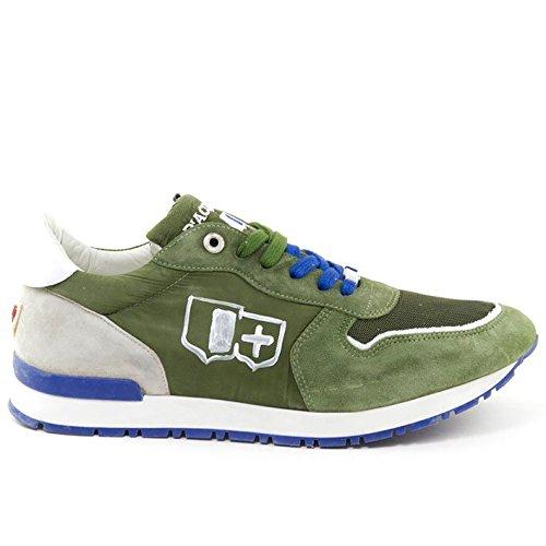 D'Acquasparta scarpa uomo Botticelli U100WG wash green nr.44