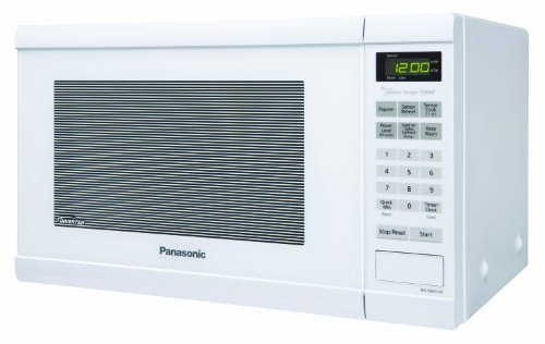 Panasonic NN-SN651W Genius 1.2 cuft 1200 Watt Sensor Microwave w/Inverter Technology