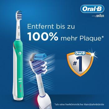 Braun Oral-B TZ 2000 elektrische Zahnbürste