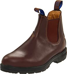 Blundstone Men\'s BL560 Warm and Dry Boot,Chestnut,6 UK/7 M US