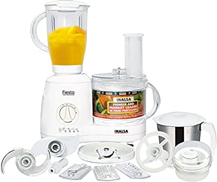 Inalsa Fiesta Food Processor