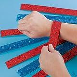 12 Cowboy Slap Bracelets