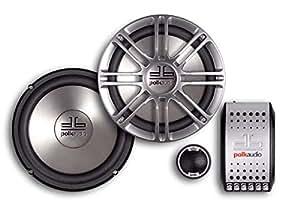 Polk Audio DB6501 6.5-Inch 2-Way Component System (Pair, Silver)
