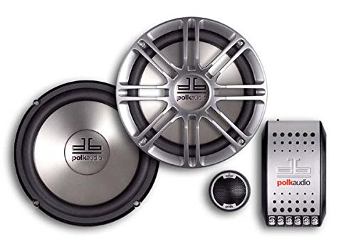 Best 6.5 Speakers - Polk Audio DB6501 2 Way 6.5 Component Speakers
