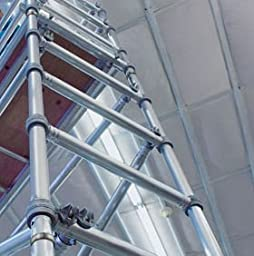 Industrial Ladder FNU-49 4 ft. H x 29 in. W Narrow End Frame
