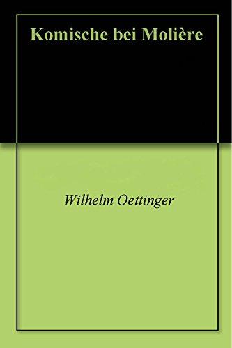 komische-bei-moliere-german-edition