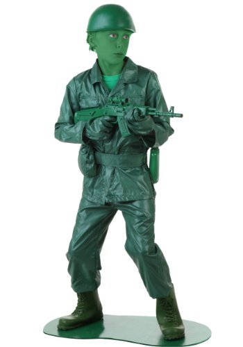 Fun Costumes Boys Army Man Costume