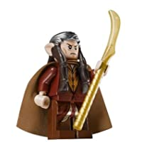 Lego Lord of the Rings Loose Elrond Minifigure