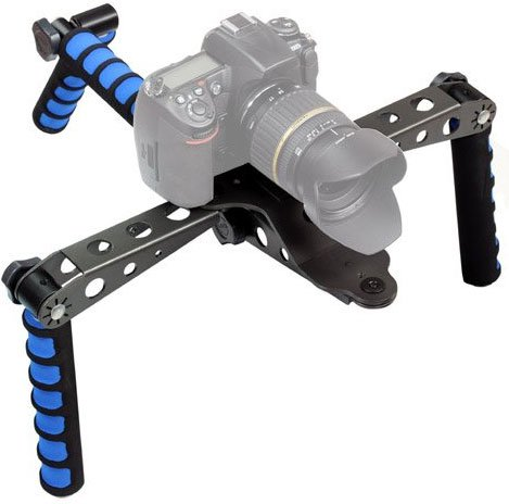 ivation-pro-steady-dslr-rig-system-with-shoulder-mount-for-video-stabilization-for-dv-cameras-camcor
