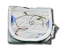 Donna Sharp Quilted Azure Suzette Small Wallet 43679