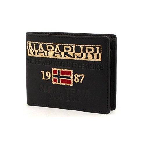 NAPAPIJRI Reisa Billfold 5 Coinpocket Black