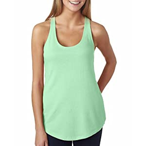 Next Level Women's Racerback Terry Tank