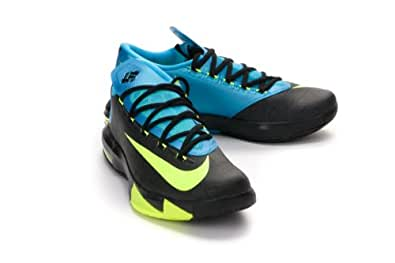 Amazon.com: Nike KD VI 6 Kevin Durant Black Blue Volt Air