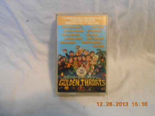 Golden Throats 1 by William Shatner, Jim Nabors, Andy Griffith, Leonard Nimoy and Eddie Albert