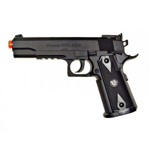 Winn Gun Tactical 1911 CO2 NBB Airsoft Pistol