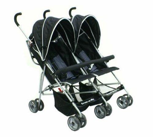Twin Stroller Side By Side