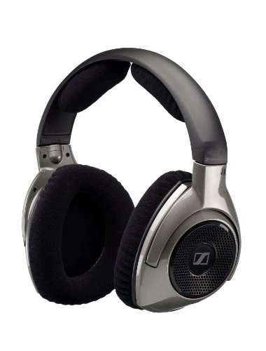 Sennheiser Hdr 180 - Supplemental Rs180 Wireless Headphones (Charger/Transmitter Not Included)