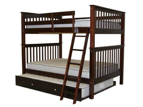 Bedz King Bunk Bed 8701 front